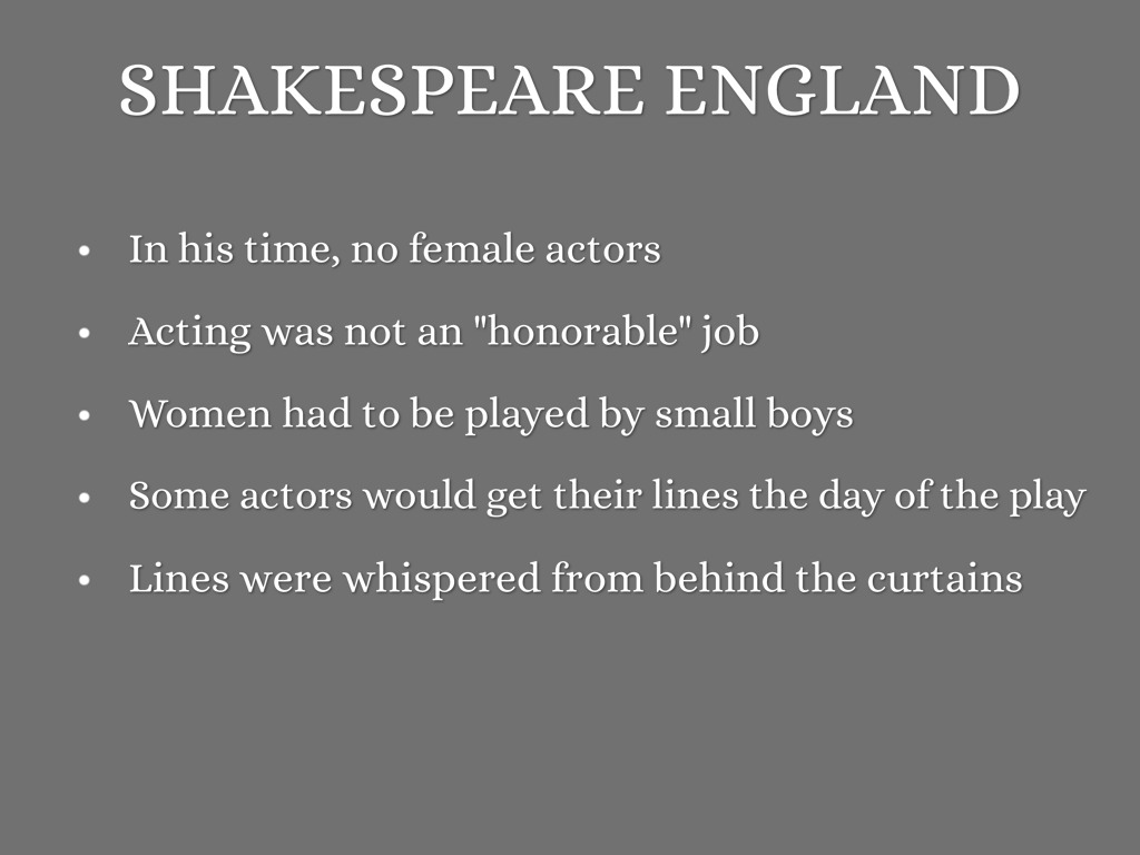explore shakespeare s presentation of the three Pdf downloads of all 645 litcharts literature guides, and of every new one we publish  need help with act 1, scene 3 in william shakespeare's othello.