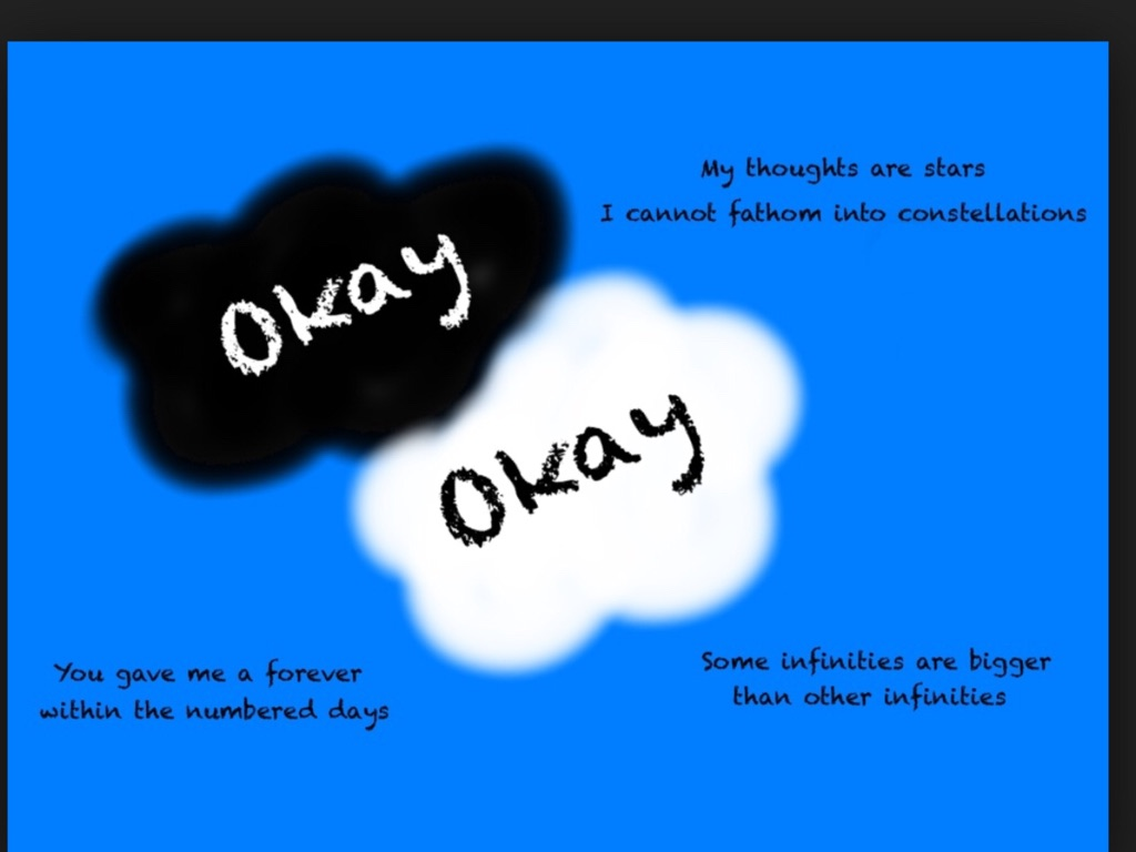 The fault in our stars by reanna miller the plot of the fault in our stars is that one day while hazel is at the cancer support group she sees a new guy there she soon finds out his name ccuart Image collections