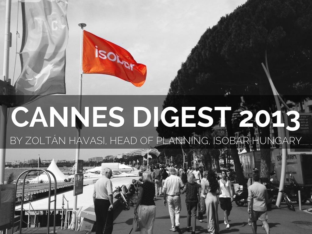 Cannes Digest 2013