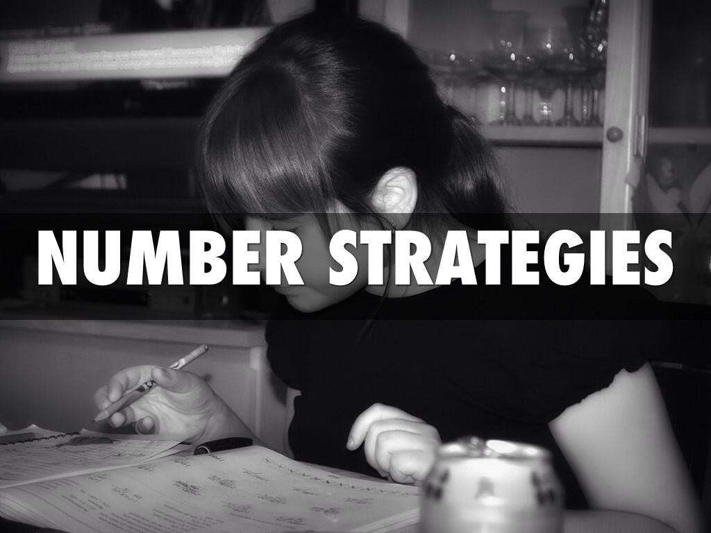 Number Strategies