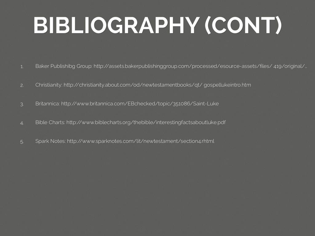 Four Gospels Project by Bryce Bilodeau