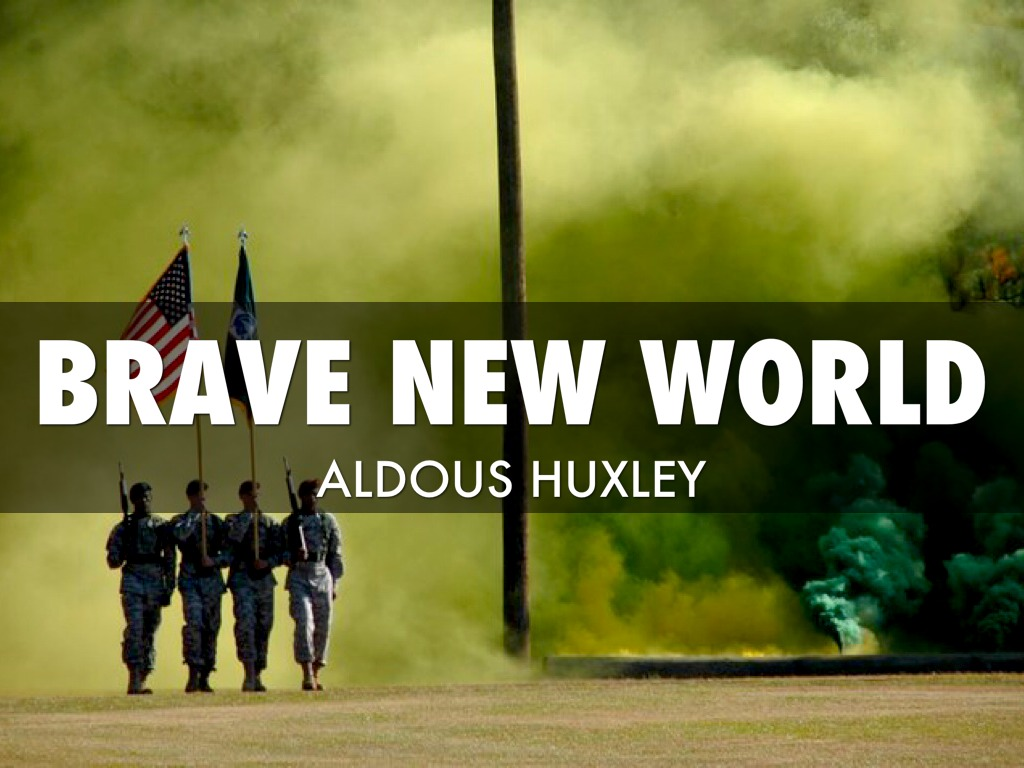 brave new world the advancement of The theme of brave new world is not the advancement of science as such it is the advancement of science as it affects human individuals (bnw, foreword, xi) (bnw, foreword, xi.
