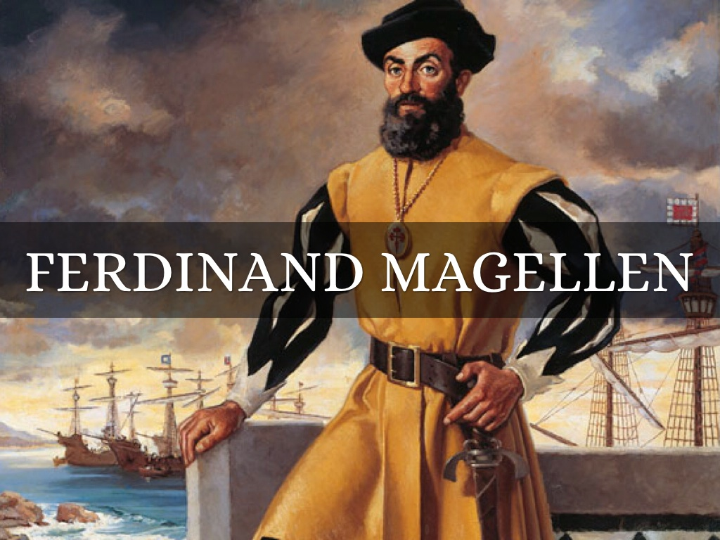 ferdinand magellan Watch video explorer ferdinand magellan, with the support of king charles v of spain, set out to circumnavigate the globe he assembled a.
