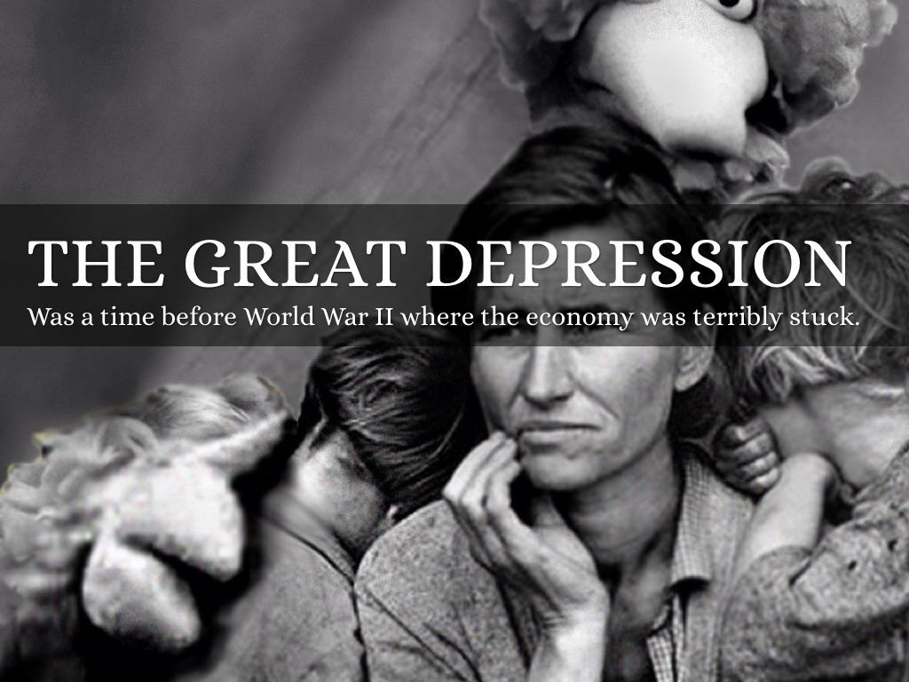 great depression ww2 essay