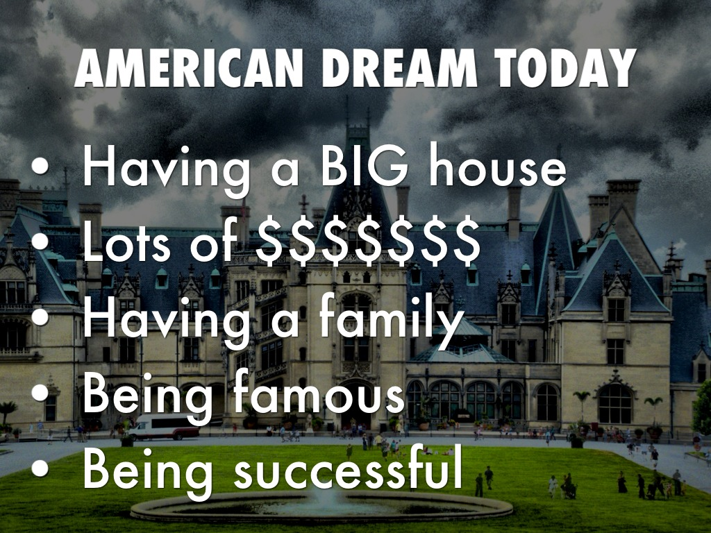 american dream by definintion an american 10th grade literary essay what does f scott fitzgerald suggest about the state of the american dream, the people who pursue it, and the impact of that pursuit through his depiction of jay gatsby and the people in gatsby's life.