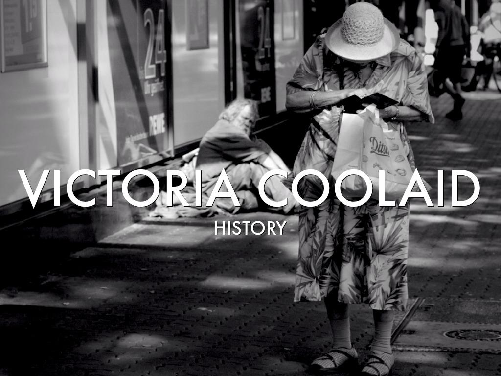 CoolAid History