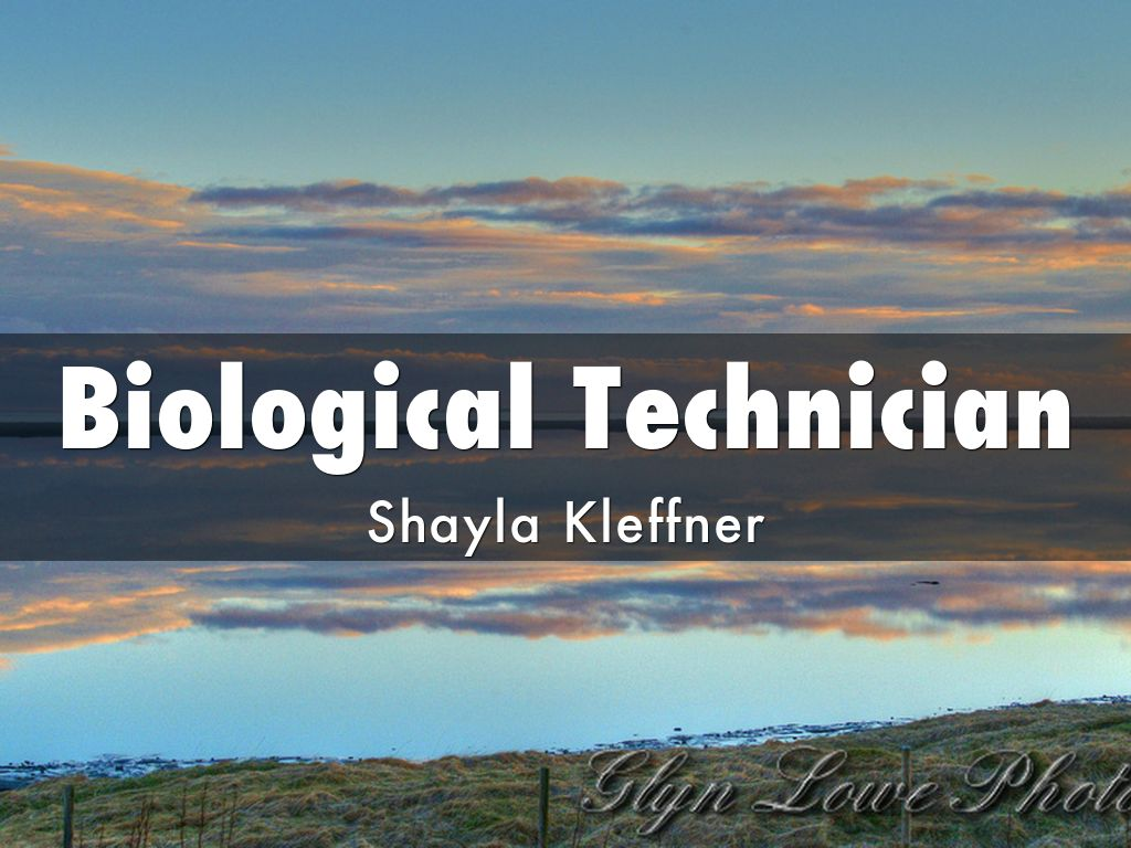 biological technician by shayshay