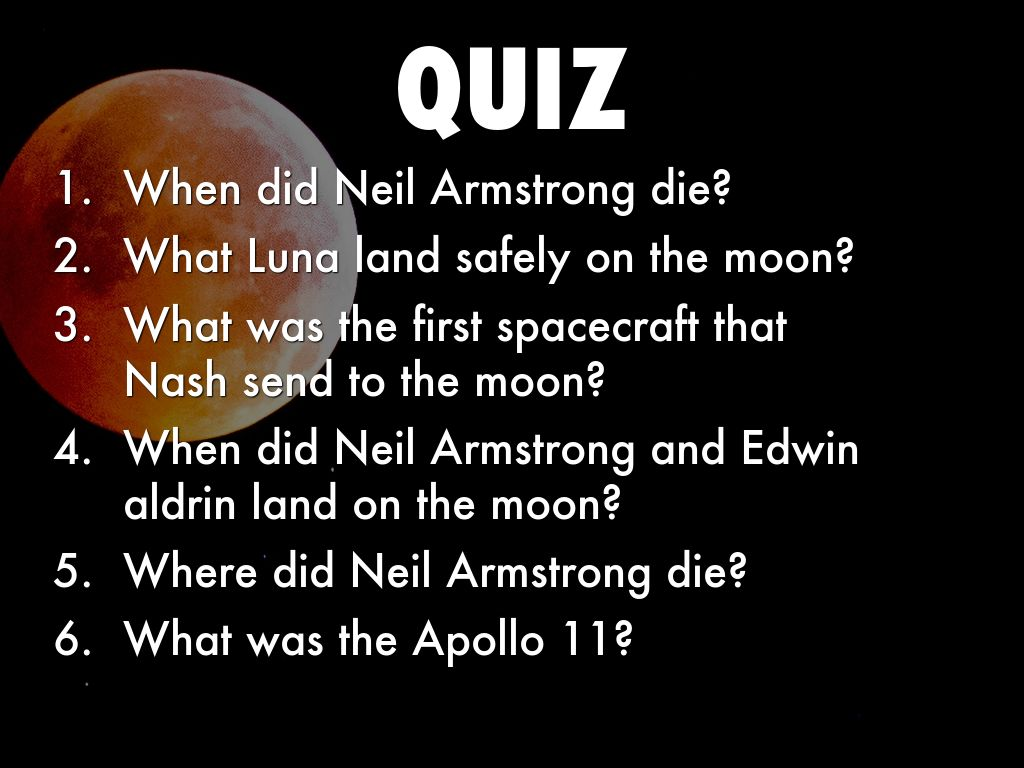 neil armstrong moon exploration - photo #34