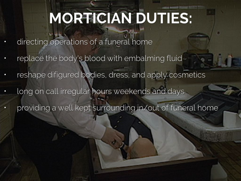 Mortician by s.johnson917