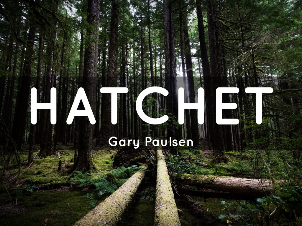 hatchet by gary paulson Hatchet is a 1987 newbery honor-winning wilderness survival novel written by gary paulsen it is the first novel in the hatchet series and is followed by four s.