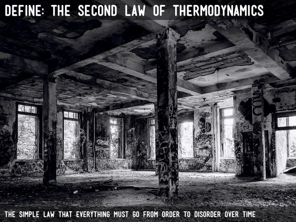 The First and Second Laws of Thermodynamics and The