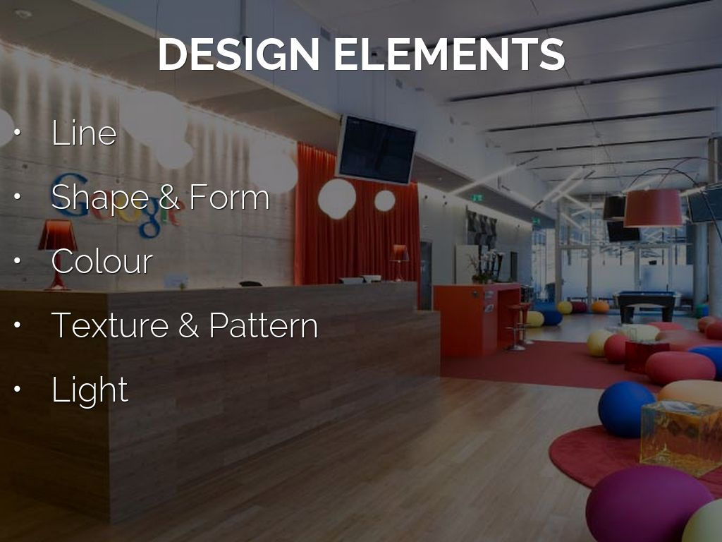 Superbe Design Elements