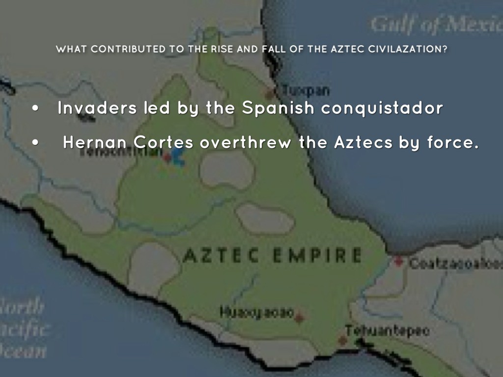 an overview of the culture of the aztec empire The aztecs, as they are groups that formed the largest empire in land into instantly convert to their culture and religion: being nahua and aztec.