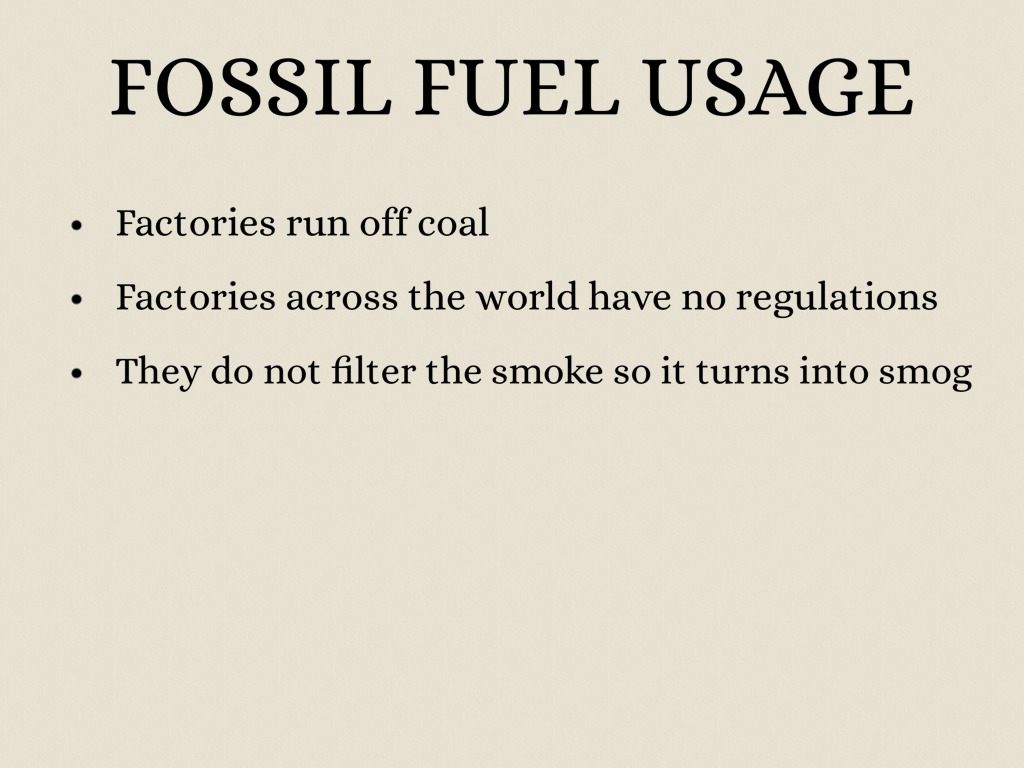 fossil fuels usage should be cleaner and regulated Why shifting from fossil fuels to cleaner alternatives will fossil-fuel burning and triple-pane windows or making the most efficient use of fossil fuels.