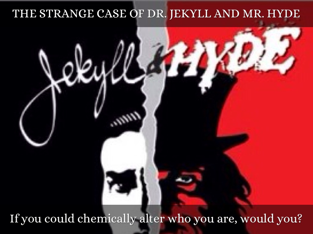 split personality in the story of dr jekyll and mr hyde Get an answer for 'what is the moral message in the strange case of dr jekyll and mr hyde by robert louis stevenson' and find homework help for other the strange.