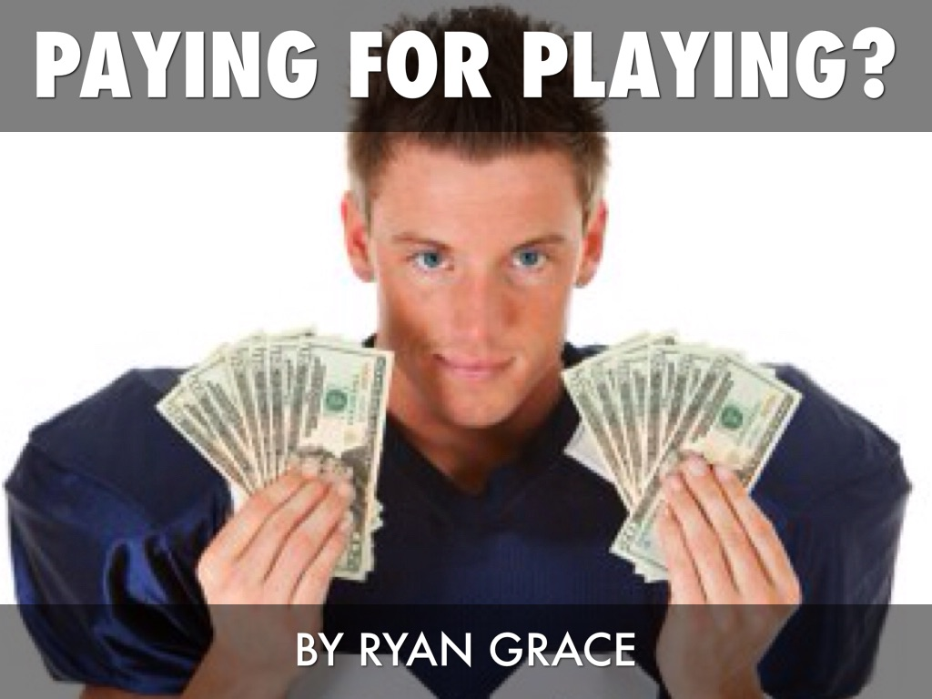 pay for play One of the most common, though often misunderstood, terms used by agents and attorneys when making deals is pay or play essentially, pay or play is the commitment by a producer -- a studio, network, production company, or individual -- to pay the artist even if the producer later decides that the.