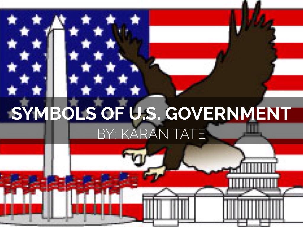 Symbols Of Us Government By Karan Tate