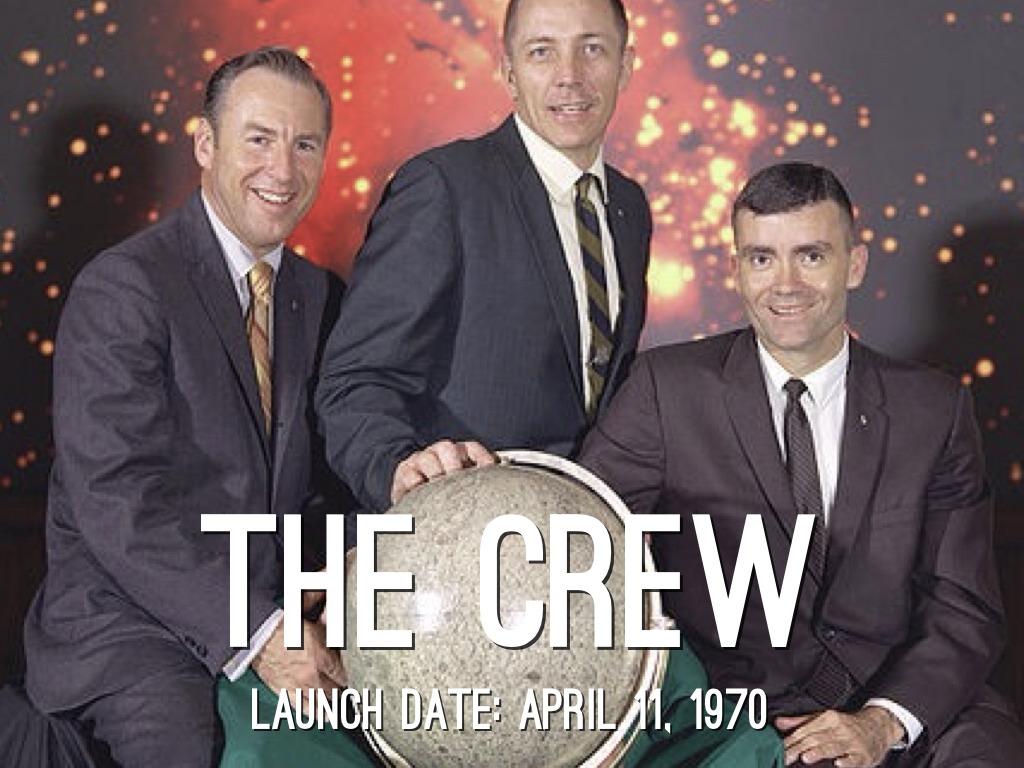 Image result for apollo 13 crew