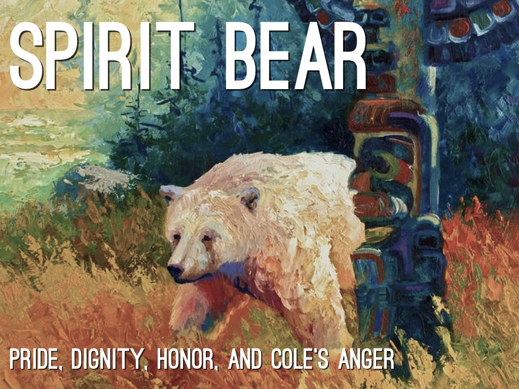 Touching spirit bear symbols by maddie holicky quote of the circle buycottarizona Image collections