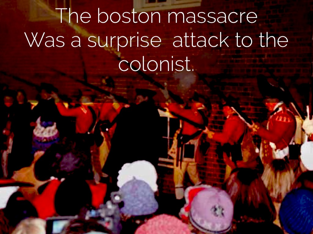 was the boston massacre really a Acting governor thomas hutchinson boston-born thomas hutchinson was, at the time of the massacre, lieutenant governor and acting governor of massachusetts province.
