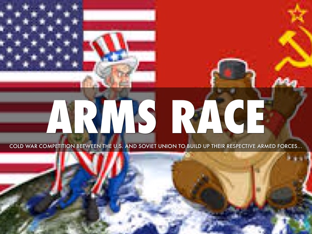 the race for the cold war The role of cold war in the history of the united states of america united states history home chronological eras nuclear arms race for their part.