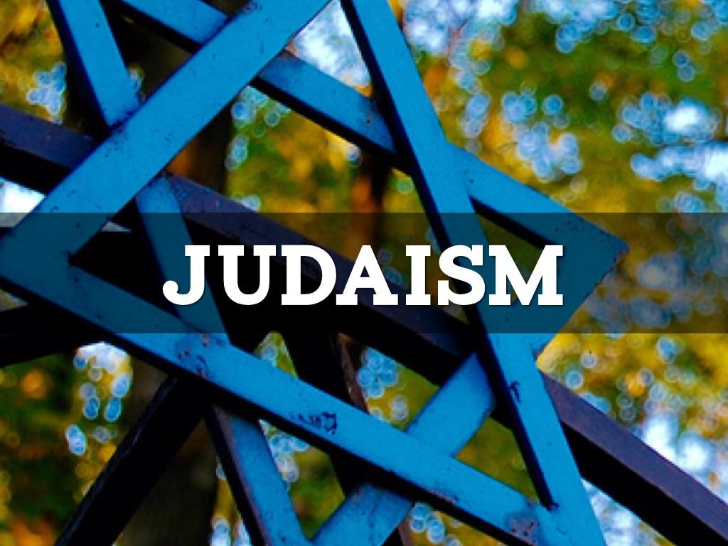 Judaism Webquest