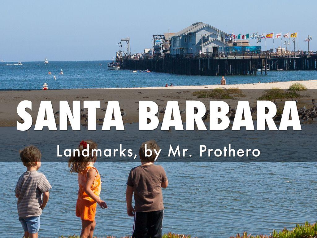 SANTA BARBARA by Eric Prothero