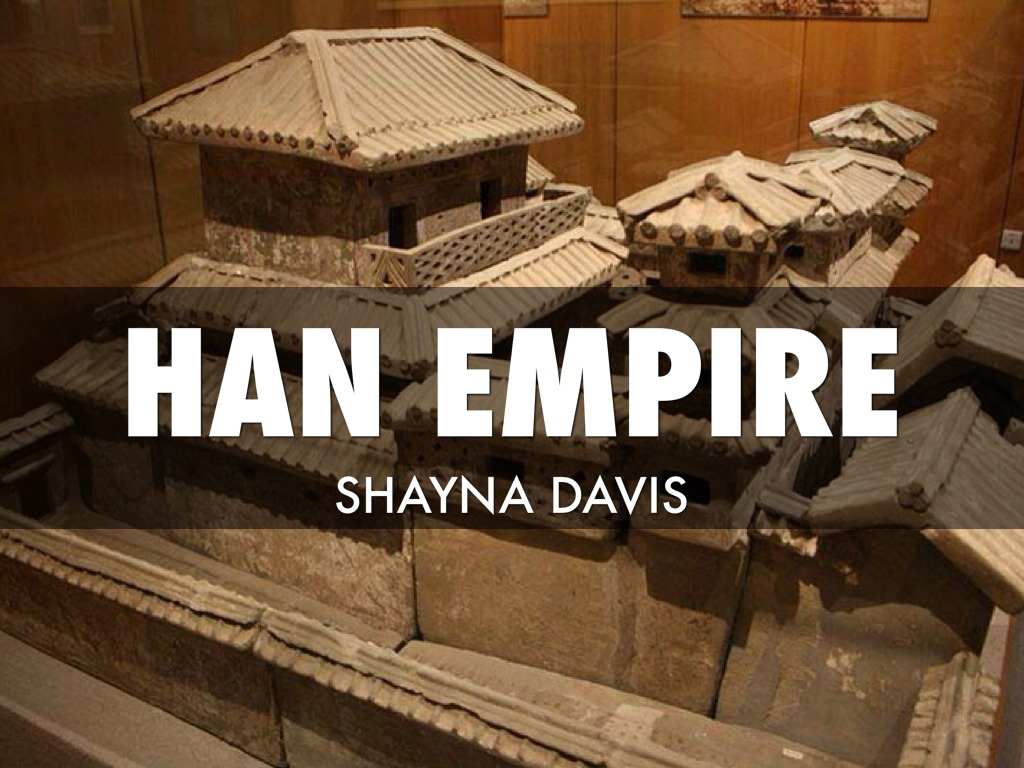 lifecycle of an empire the han Ever after their decline and fall imperial rome and han china remained the model of empire and the creation of a shared culture and identity on a massive scale.