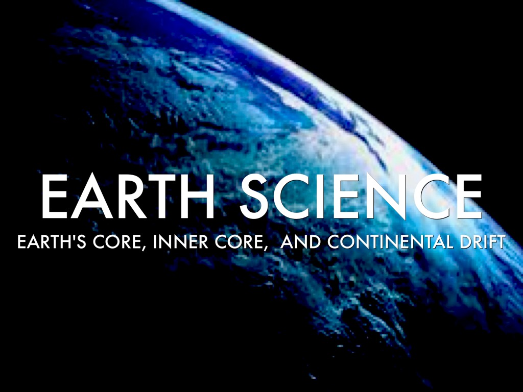 earth science core practical prepare inner