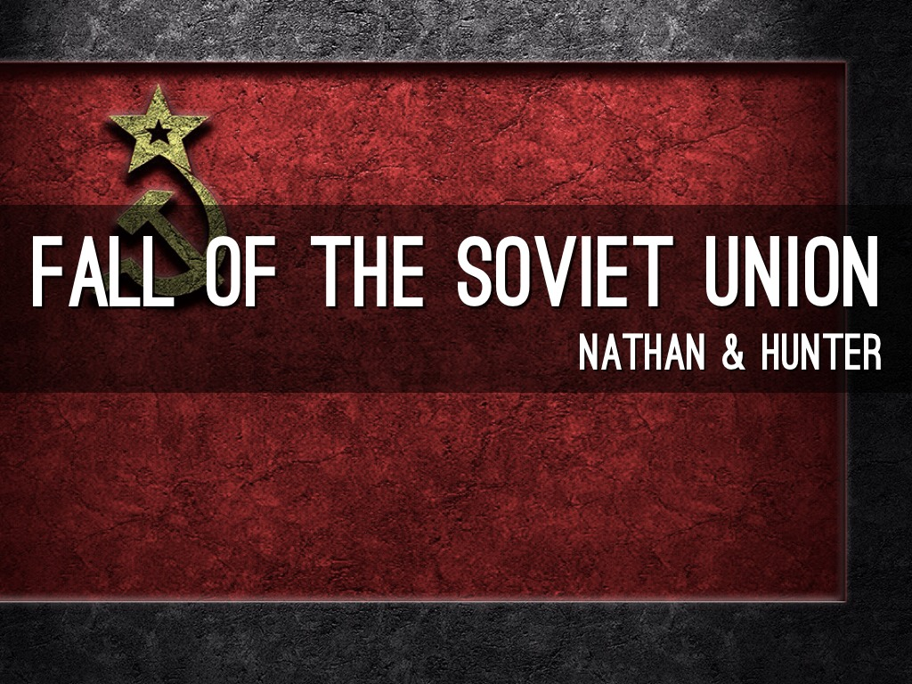 the fall of the union of soviet So what did really cause the fall of the mighty soviet union in just a period of 6 years a very complex situation and many factors such as economic problems, soviet union leadership and differences in the ideologies led to the dissolution of the ussr.