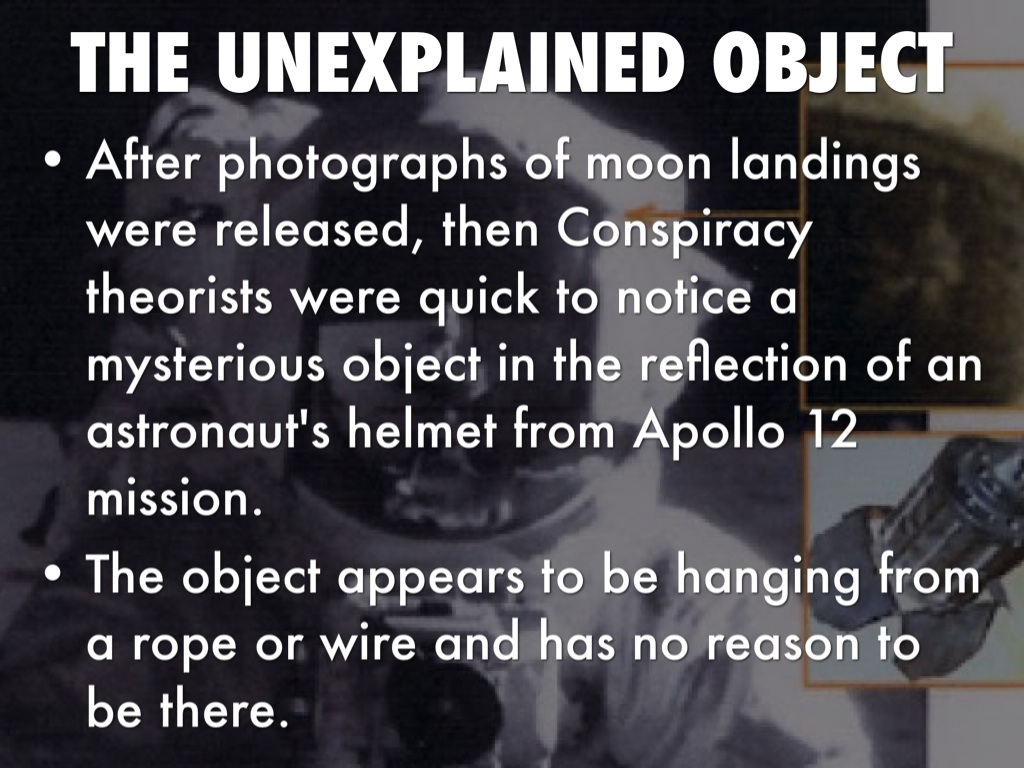 the moon landing hoax conspiracy essay A fantastic and fun, time tested resource which never fails to work with my students this lesson looks at iconoclastic ideas and conspiracy theories (the 1st moon.