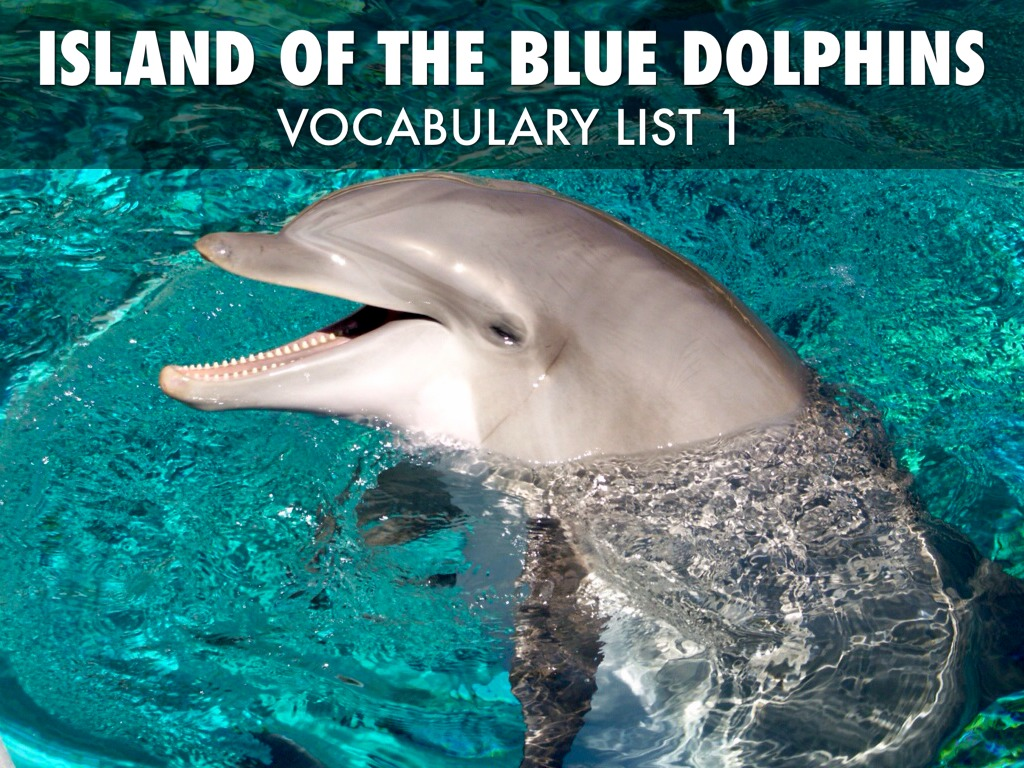 Ulape from island of the blue dolphins