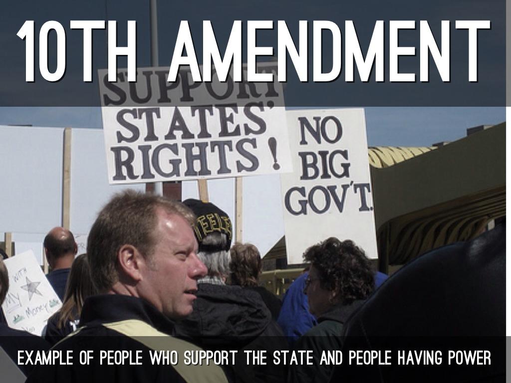 10 Amendments by Imani Ward