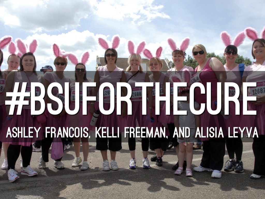BSU For The Cure
