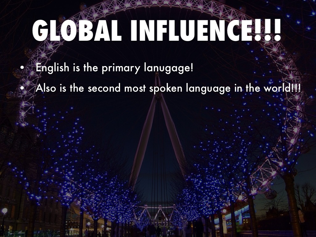 global influence The parallels are striking both were global and political giants now both must adjust to their loss of influence.