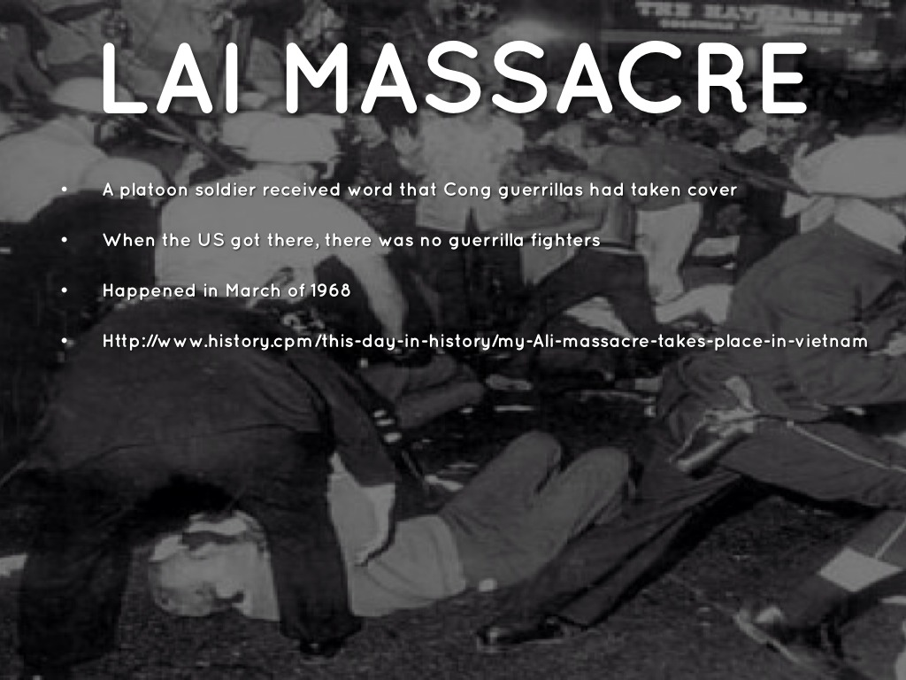 my lai massacre - history essay View and download complete sample my lai massacre essays, instructions,  conclude from their experiments that apply to the my lai or abu ghraib incident your essay should be 1000 words  my lai massacre history.