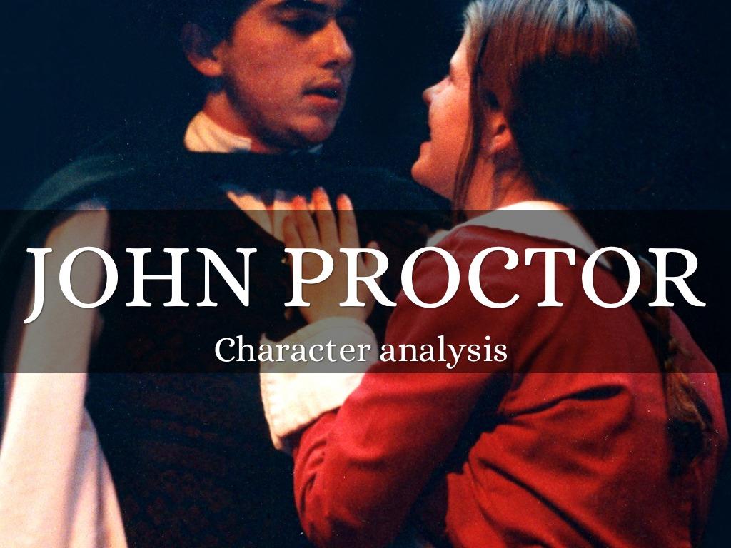 proctor analysis