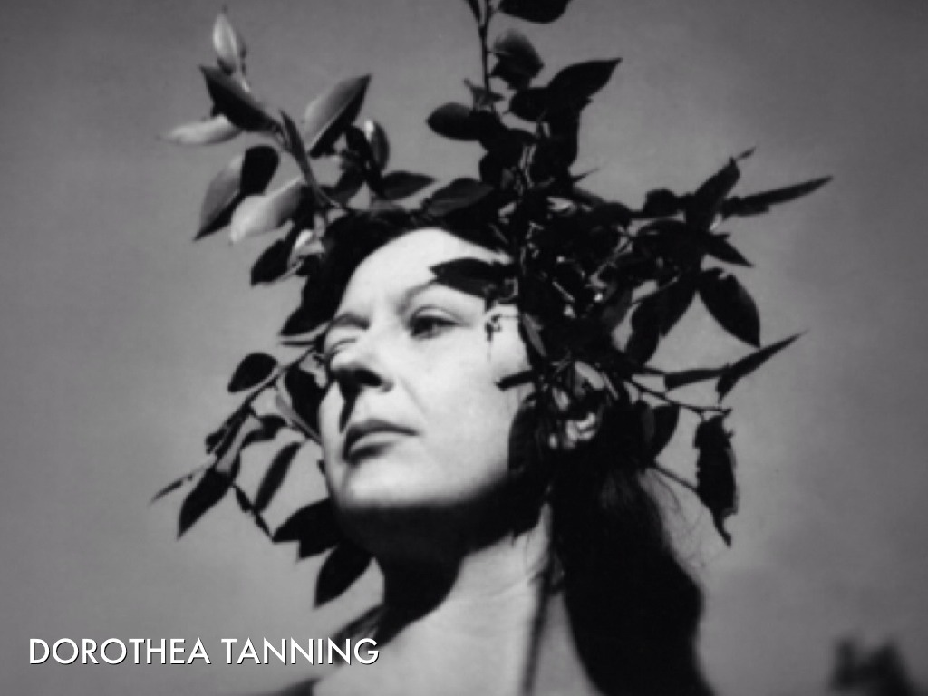 60s Design Dorothea Tanning By Nmatsangos14