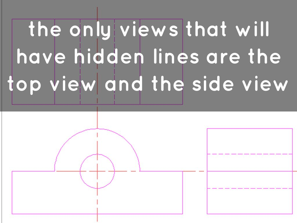 Orthographic projection by zachtequillo the only difference between an orthographic projection and a third angle projection is the position of the plan view biocorpaavc Gallery