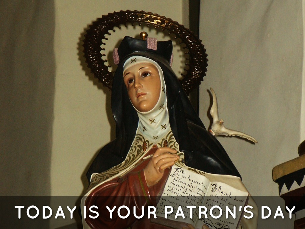 Happy Patron's Day