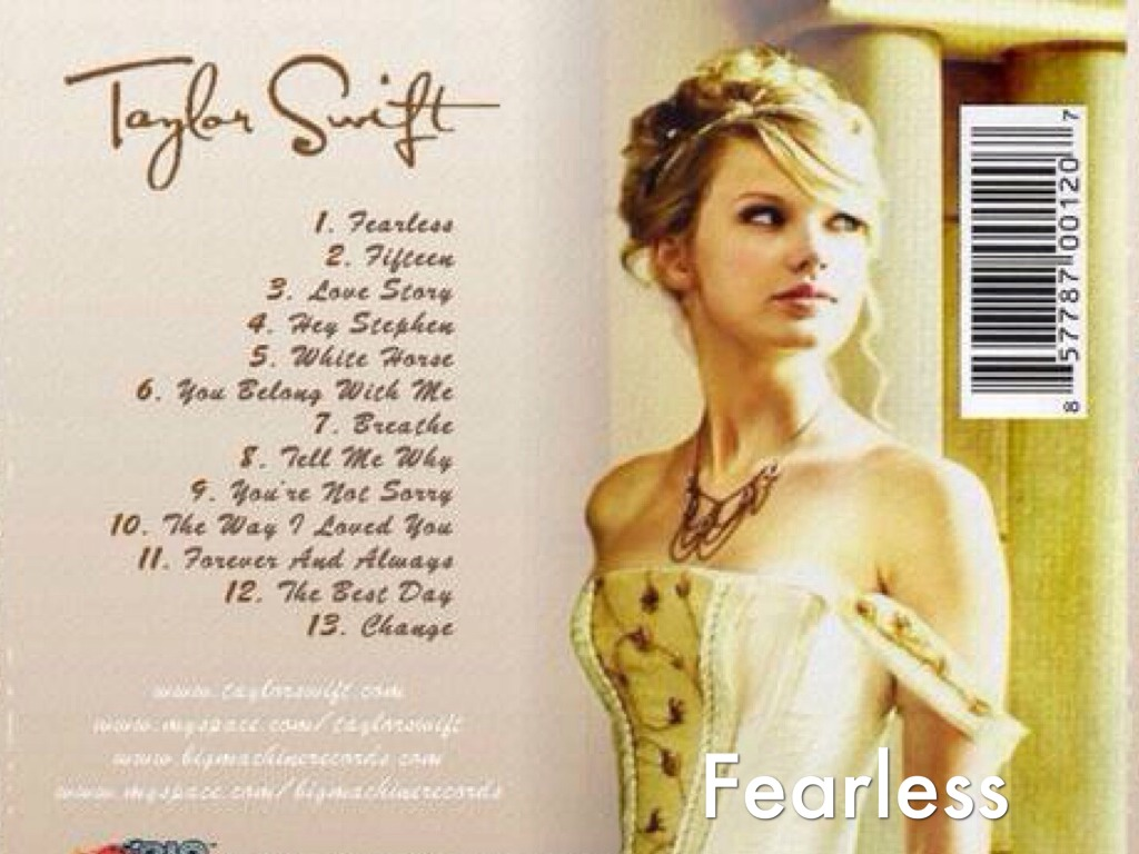 Taylor Swift Album Fearless All Songs Daedalusdrones Com