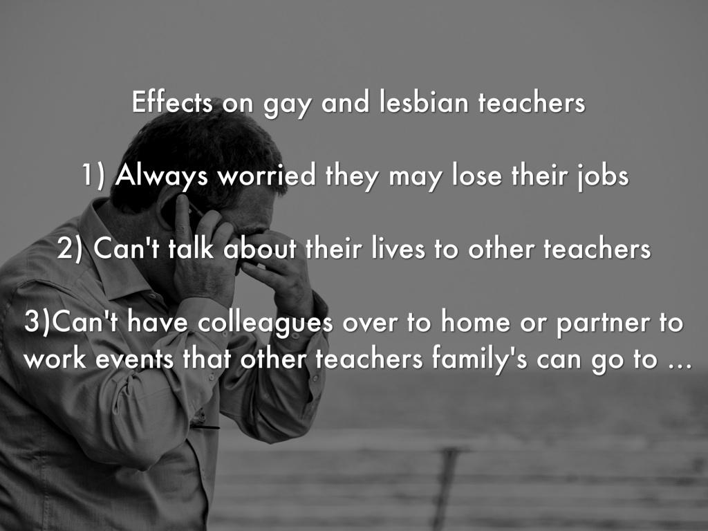 Lesbian black teachers