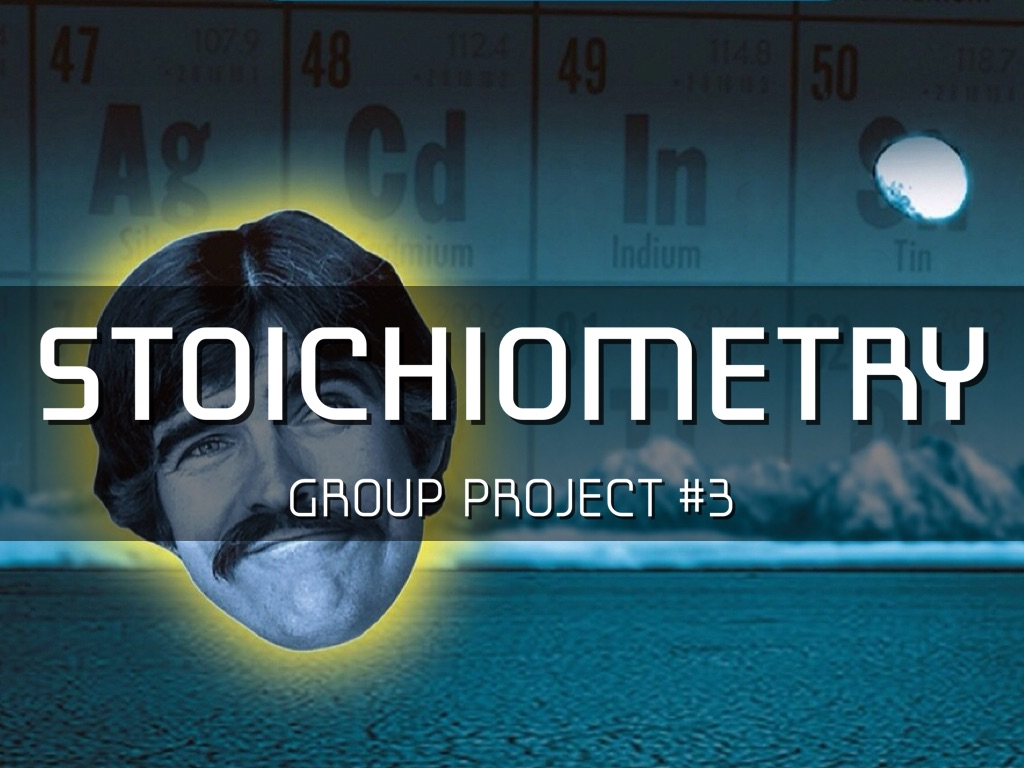 Stoichiometry Group 3