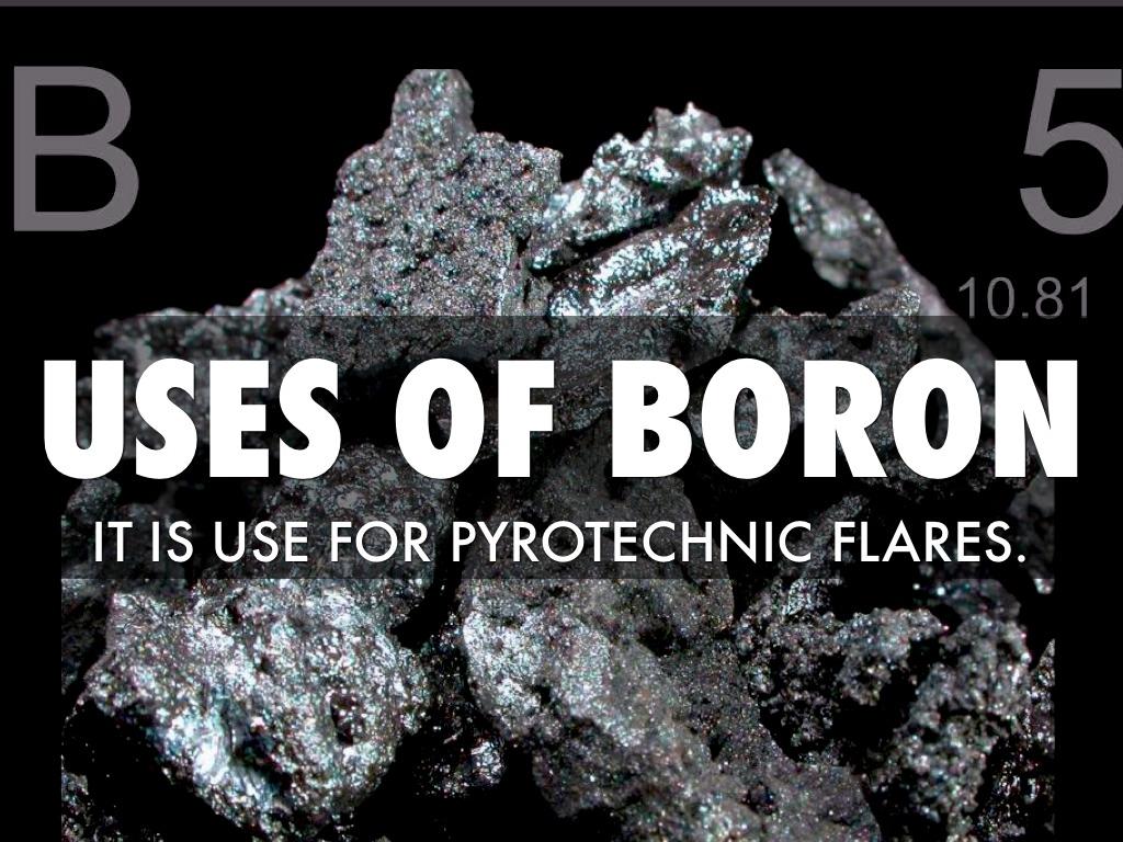 boron element uses 16714 trendnet