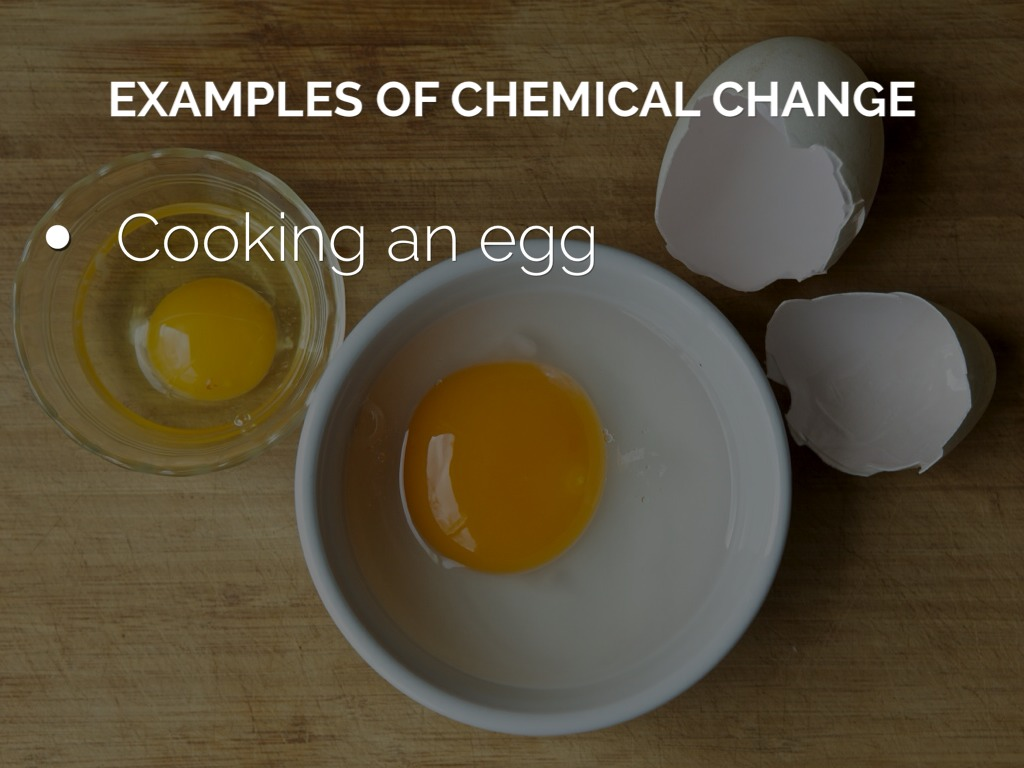 physical and chemical change These k-3 activities provide parents and educators with ideas for reinforcing learning at home about physical and chemical changes these activities are designed to.