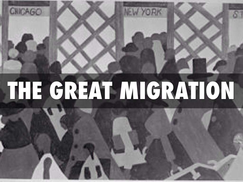the great migration the identity 29042018 the great migration began about a hundred years ago and brought half a million black americans from the states of the old confederacy to illinois boarding.