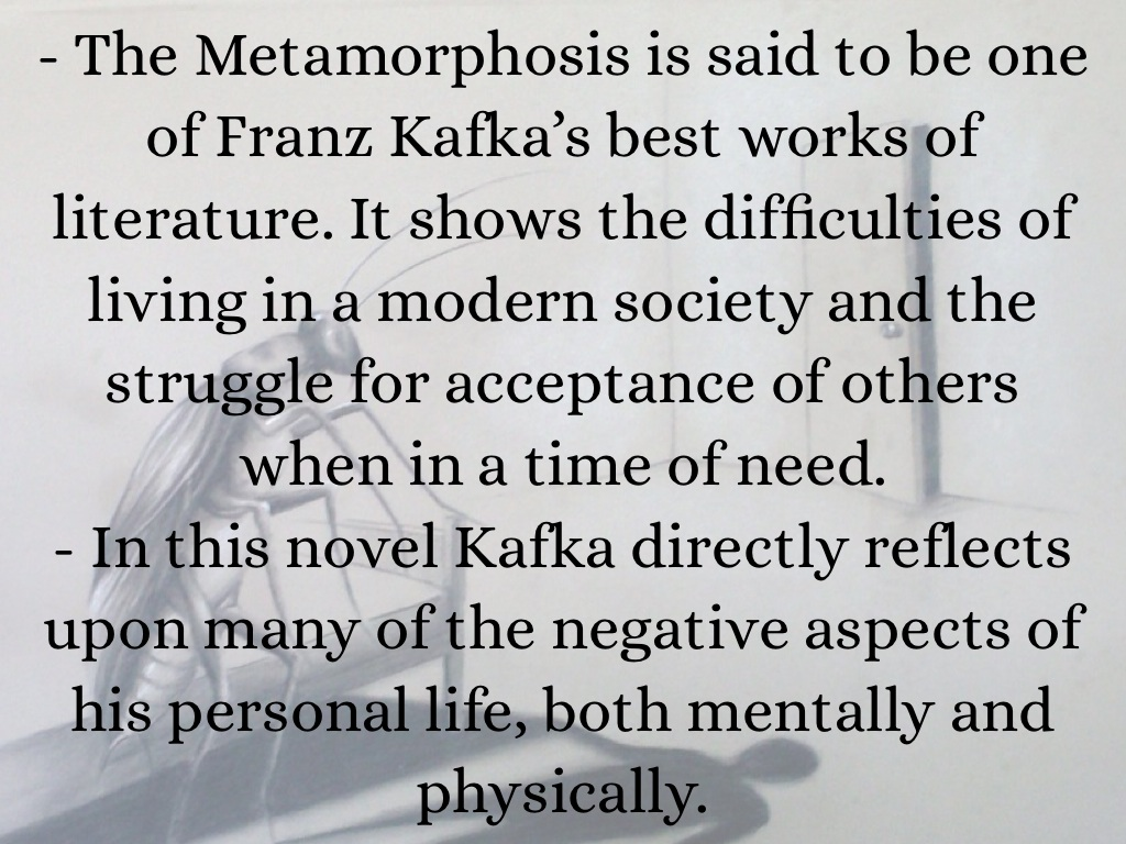 an introduction to the life of franz kafka a writer Franz kafka biography - franz kafka is ranked by many critics as one of the best and culturally influential author of 20th century born on july the 3rd in the year 1883 kafka belonged to a german speaking jewish.
