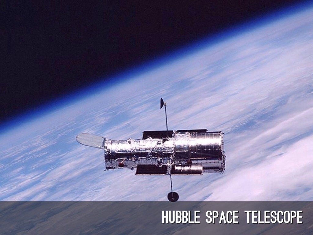 report on the hubble space telescope