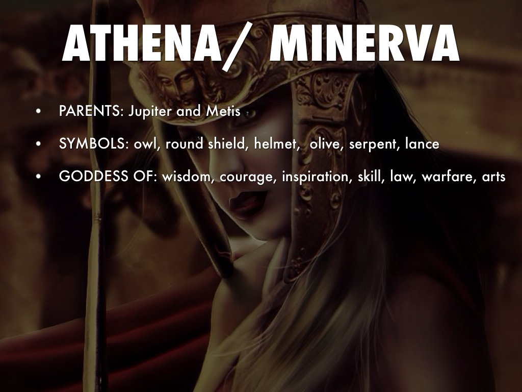 minervas courage Free essay: a hero is person, typically a man, who is admired or idealized for courage, outstanding achievements, or noble qualities i'm going to tell you.