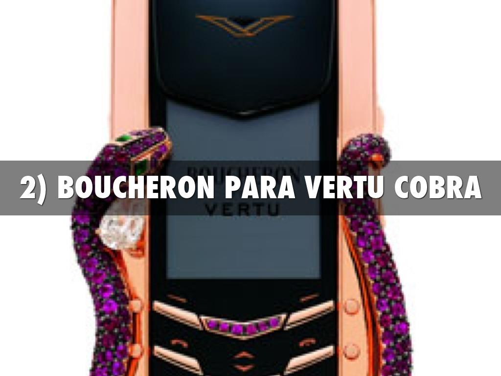 Boucheron cobra vertu